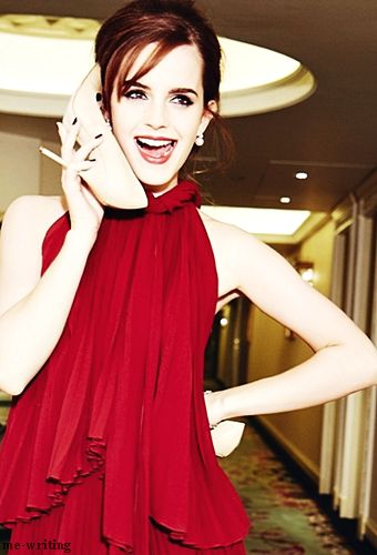 New outtakes of Emma Watson for The Sunday Times' Style magazine by Ellen von Unwerth