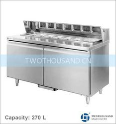Salad Bar /restaurant Equipment - 270 L,Gn 1/3 * 6,Aspera,Ce,Tt-sl1200ar2k - Buy Salad Bar /restaurant Equipment,Salad Bar Cooler,Saladette ...