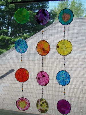 melted bead suncatcher | have you seen the toxic melted bead suncatcher tutorials going around ...