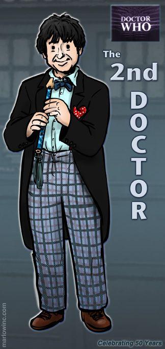Doctor #2.  The Cosmic Hobo.