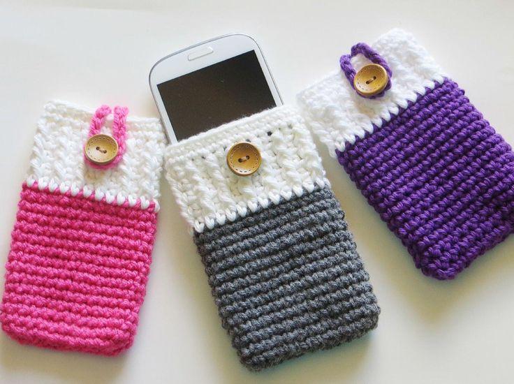 Mobile Phone Cozy