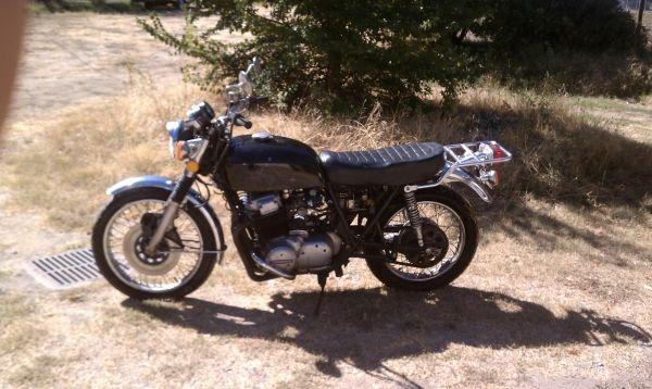 honda cb 750 - $1000 | cheap sacramento craigslist motorcycles