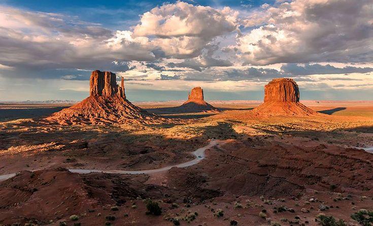 Monument Valley ruta costa oeste. Costa oeste EEUU. Ruta 16 días. Guía y presupuesto