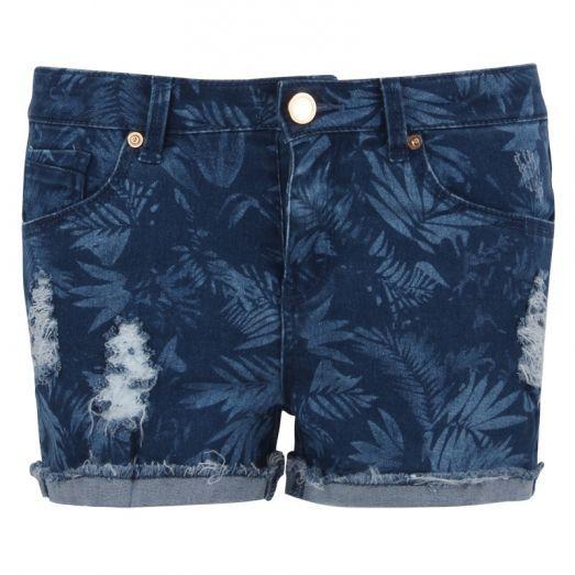 #tropical #jeans #trousers #blue #comfortable #forwomen #denim #festivaloutfit #fashion #shorts