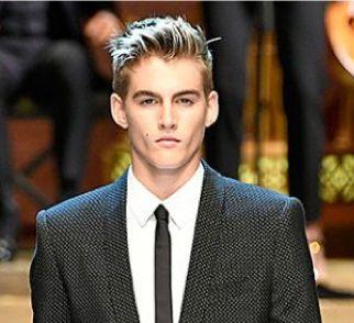 Presley walker Gerber ( Cindy Crawford's son)