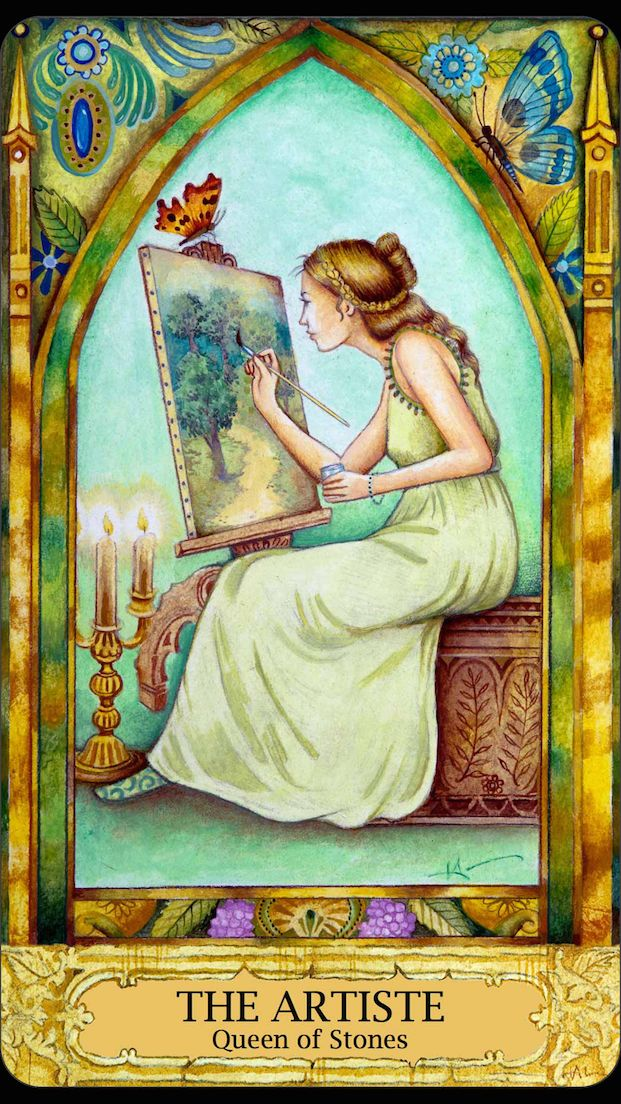 15 Best Tarot Art And More Images On Pinterest