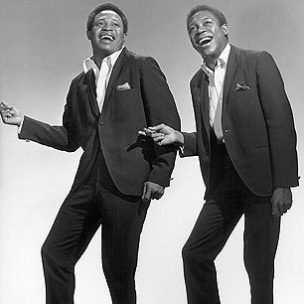 Sam & Dave were a part of the Motown family.