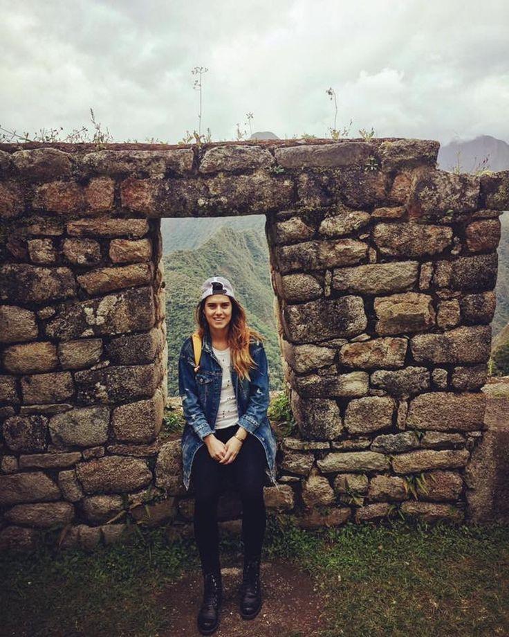Sorana Cirstea in Peru