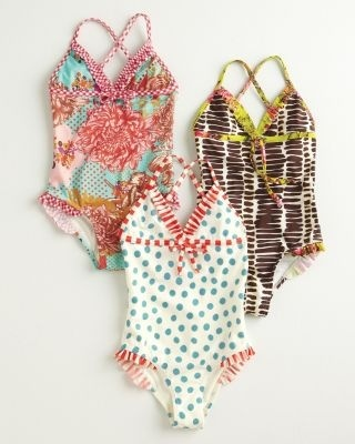 Cutest bathing suits!