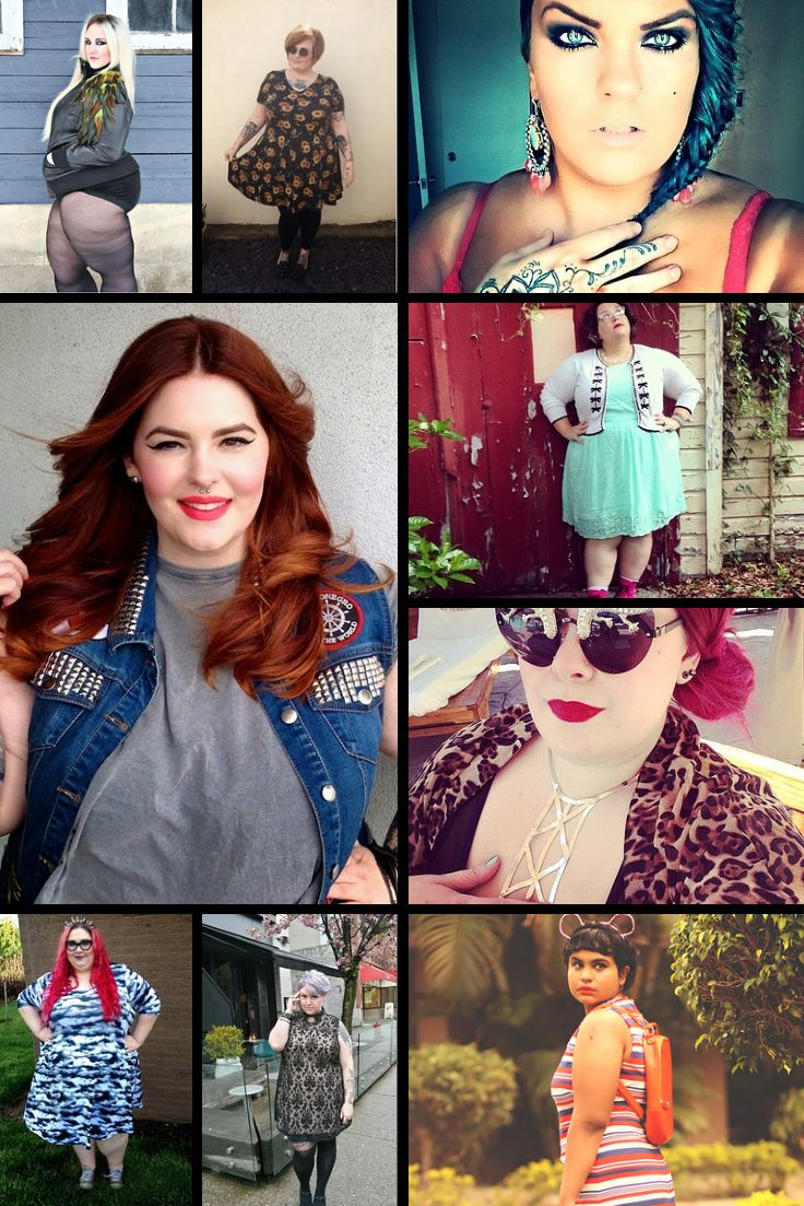 10 Alternative Plus Size Bloggers You Should Be Following