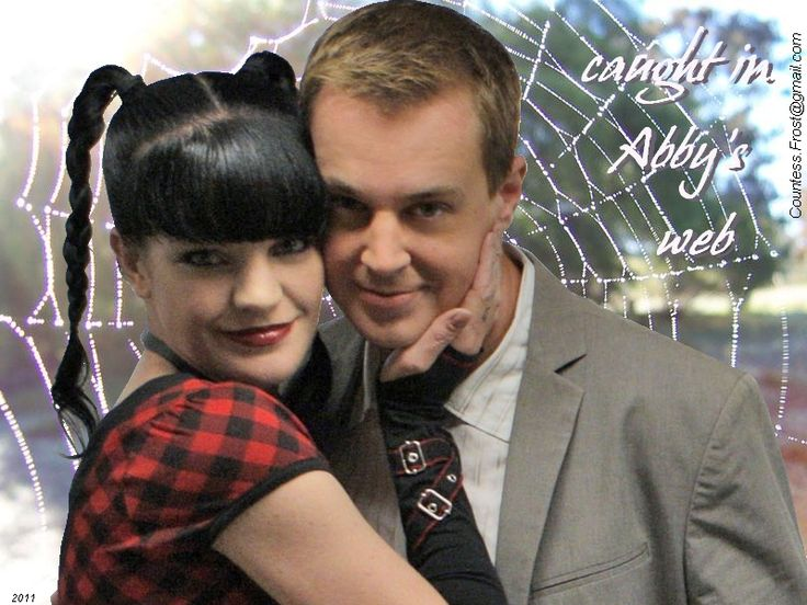 caught in Abby's web - NCIS Wallpaper (20848653) - Fanpop