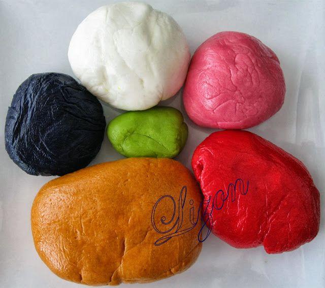 Мир моих грез . . . Lizon.org: Мастика из Маршмеллоу для украшения тортов. Рецепт.