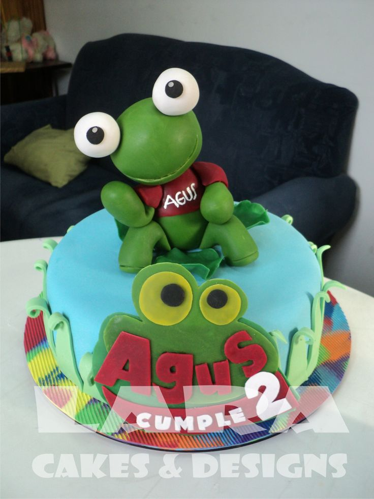 Torta de Sapo Pepe