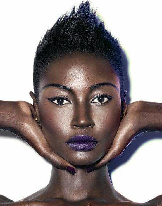 674 best images about black women on Pinterest   Dark ...
