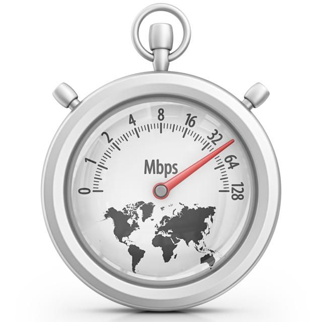 A list of free Internet speed test sites, updated March 2016. An Internet speed test, or broadband speed test, tests your available bandwidth.