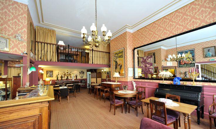 Quelle belle décoration à l'Hotel de l'abeille: chambres