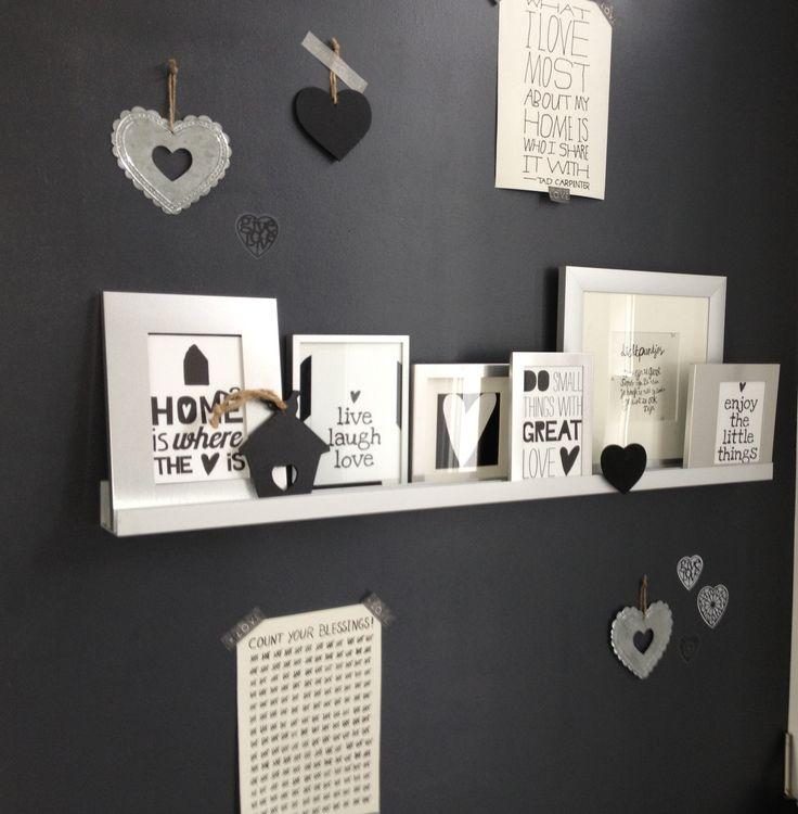 mooie styling. De leuke kaarten zijn van Paqhuis, verkrijgbaar in onze shop.