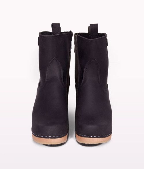 clogs boots new york low
