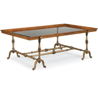 Thomasville Rivage Rectangular Coffee Table For The Home Pinterest Coffee Coffee Tables