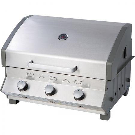 Cadac Meridian Counter Top Gas BBQ - Save space, and still enjoy your BBQ experience, with the Meridian counter top range which is available with either 3 or 4 burners.