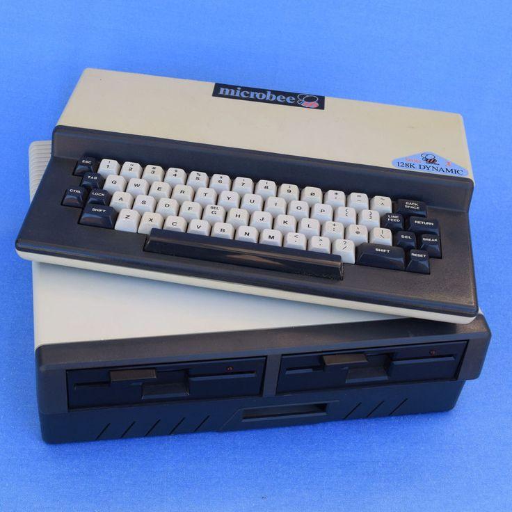Microbee 128 K Computer and Keyboard | eBay