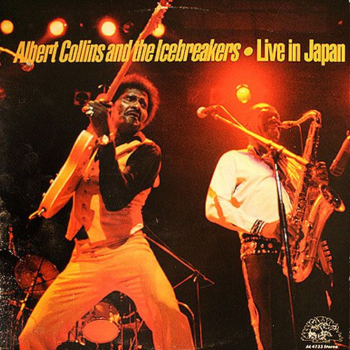 USED VINYL RECORD 12 inch 33 rpm vinyl LP Released in 1984, Alligator Records (4733) Side 1: Listen Here Tired Man If Trouble Was Money Jealous Man Side 2: Stormy Monday Skatin' All About My Girl All