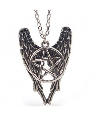 Supernatural Pendant Necklace