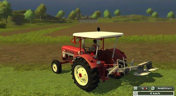 Farming Simulator 2013 IHC 323 Traktör