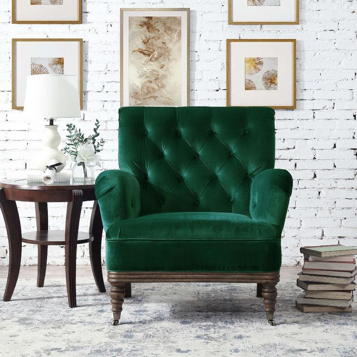 Riveria Accent Chair -  Picket House Furnishings URG294100