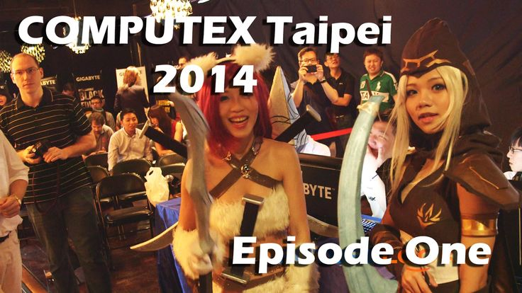 Episode #1 - COMPUTEX 2014 Coverage - Featuring be quiet!, GIGABYTE, Thermaltake, Rosewill and Corsair (Video) - Futurelooks