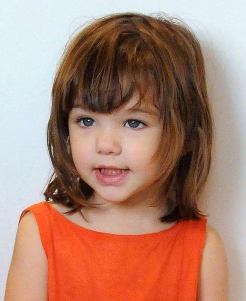 Little Girl Short Haircuts Pictures
