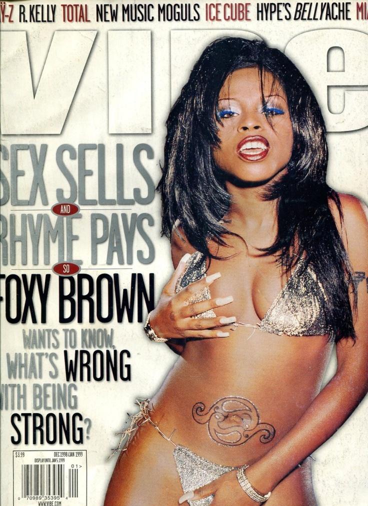 Foxy Brown   June 2009