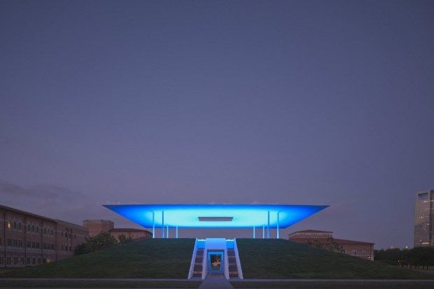 Twilight Epiphany by James Turrell | Ledblog