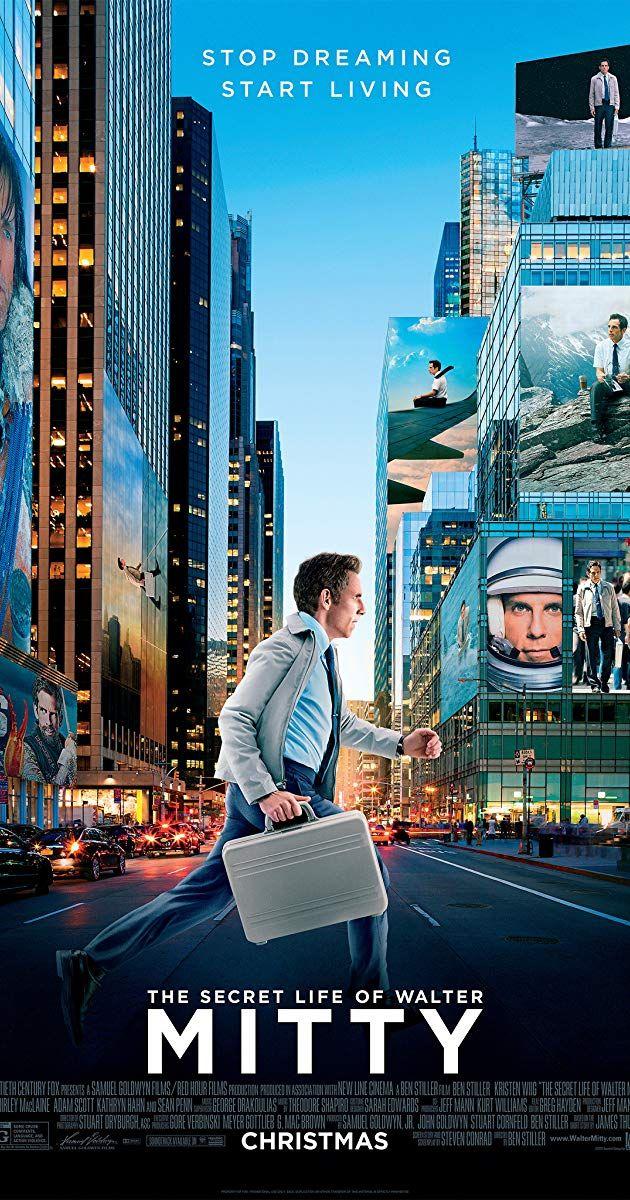 Directed By Ben Stiller With Ben Stiller Kristen Wiig Jon Daly