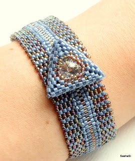 Denim Chic Bracelet