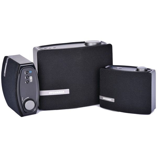 Sylvania SP5752 Wi-Fi Multiroom Wireless Whole-Home Sound System