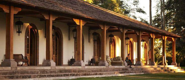 Las Majadas #Casona De Campo in #Colchagua Chile - #Pinterest-Colchagua-Tours-Hotels