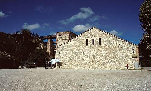 Museo Cava Bomba. Cinto Euganeo
