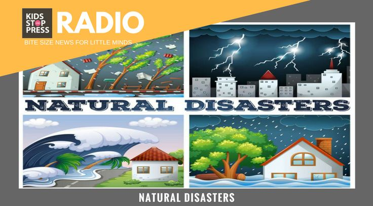 KSP Radio 97: How You Can Help During A Natural Disaster In India | Kids Stop Press