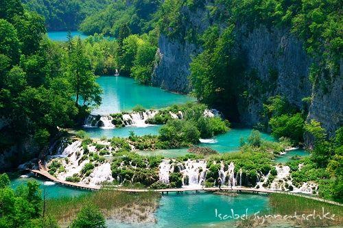 The Land of the Falling Lakes! Croatia