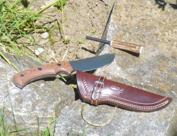 Das Muela Aborigen im Kurzreview - Messer & Äxte - Bushcraft-Deutschland