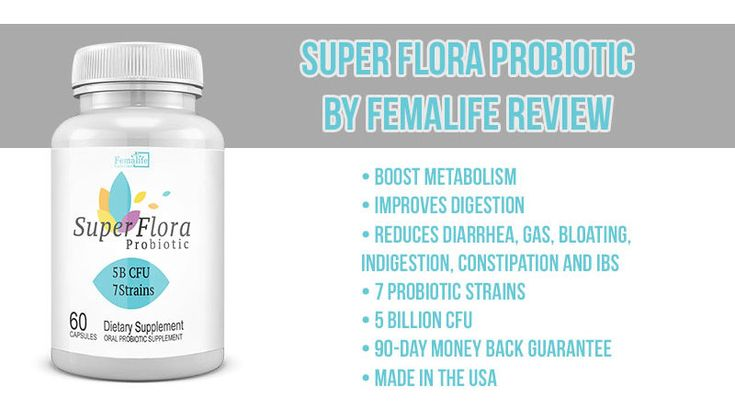 Super Flora Probiotic Review Quality Matters Not Quantity with this Probiotic