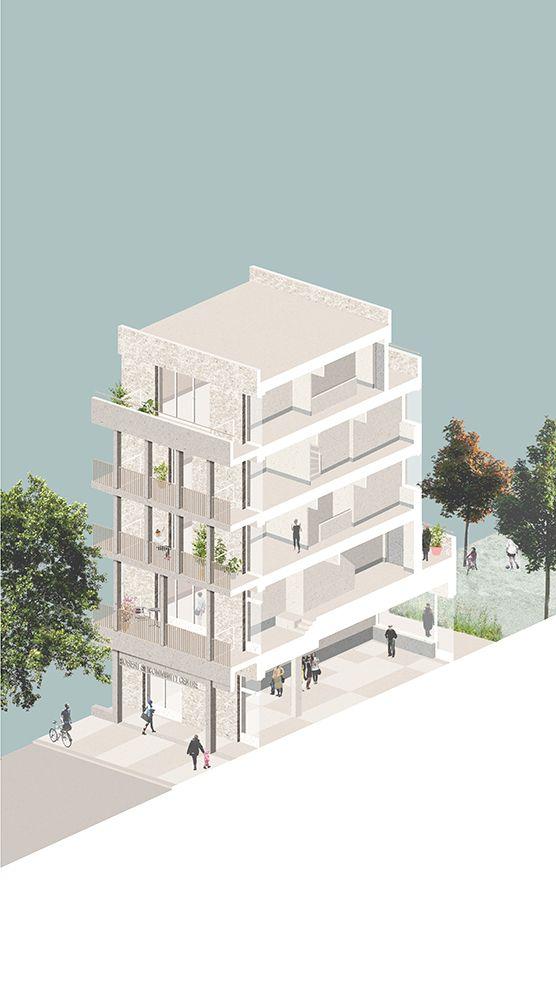 Mæ office journal- our Robert's Street community centre for London Borough of Camden