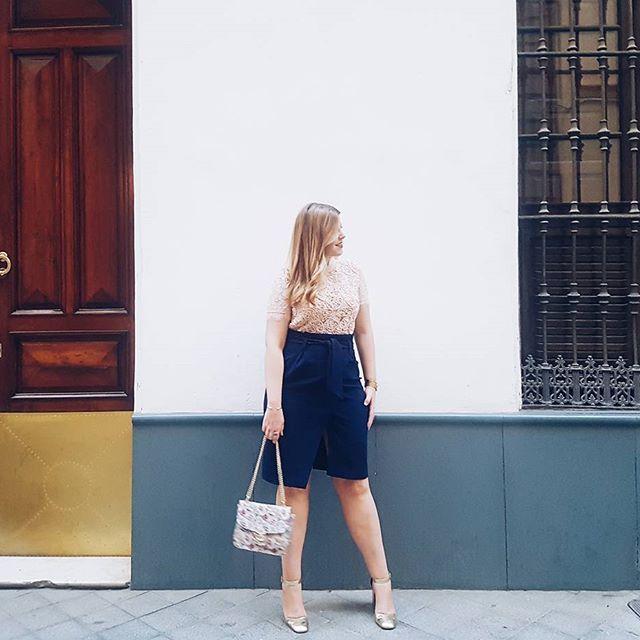 ➕ Sunday ➕   Sevilla qué bonita eres #Sevillaenotoño 🍁   #ootd #personalshopper