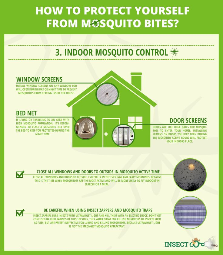 Mosquito Repellents That Best Protect Against Zika