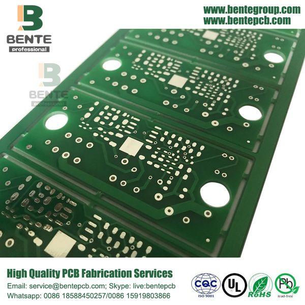 Standard PCB Drill Bit Size