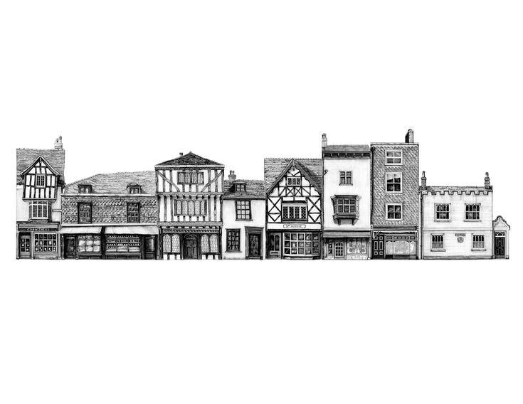 Canterbury Street Elevation — Minty Sainsbury