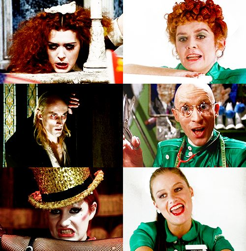 The Rocky Horror Picture Show (1975) and Shock Treatment (1981)