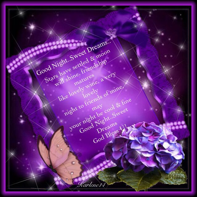 Night Time Quotes: Blessings To Well Wishing