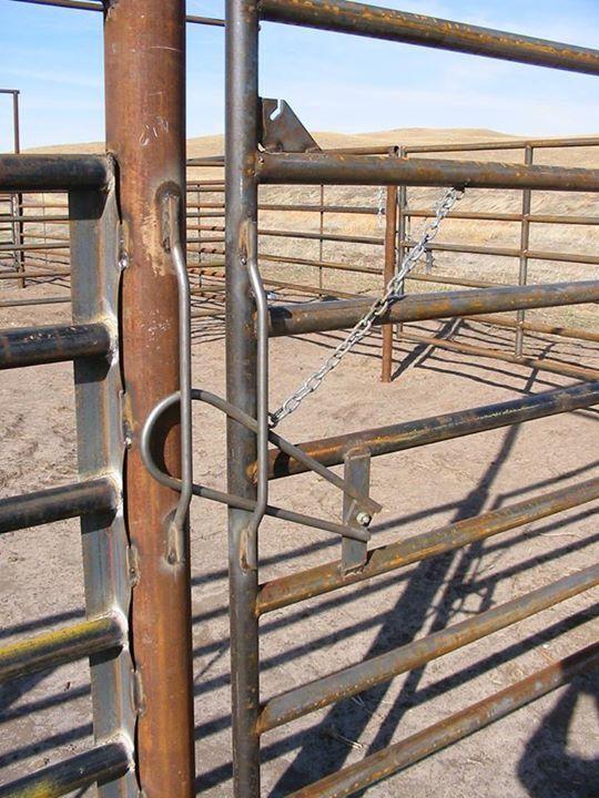 Farm Amp Ranch Gate Latch : As melhores imagens em farm and ranch ideas